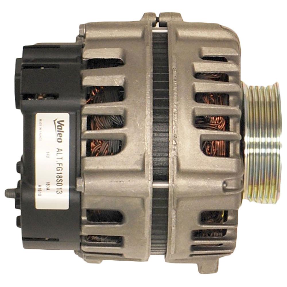 Audi S5                             AlternatorAlternator