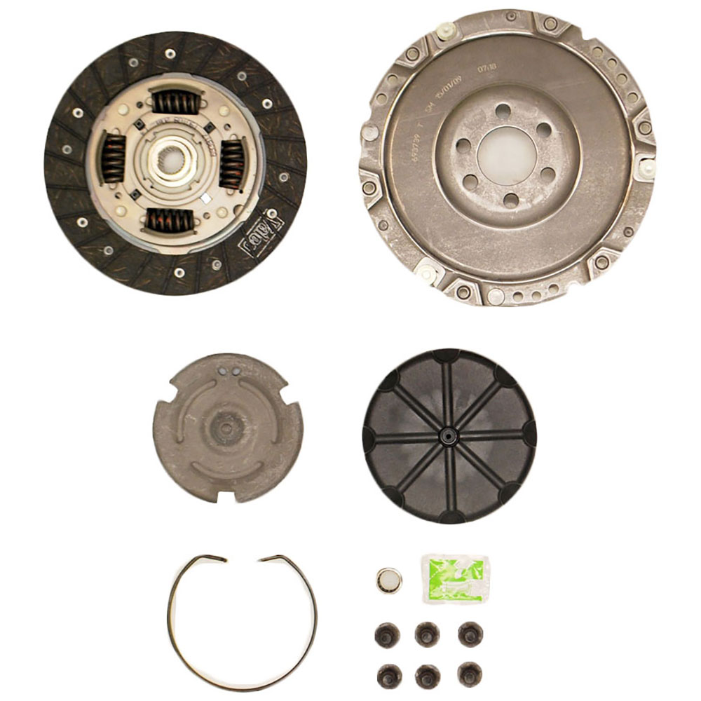 Volkswagen Scirocco                       Clutch KitClutch Kit