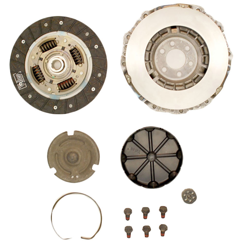 VW Golf                           Clutch KitClutch Kit