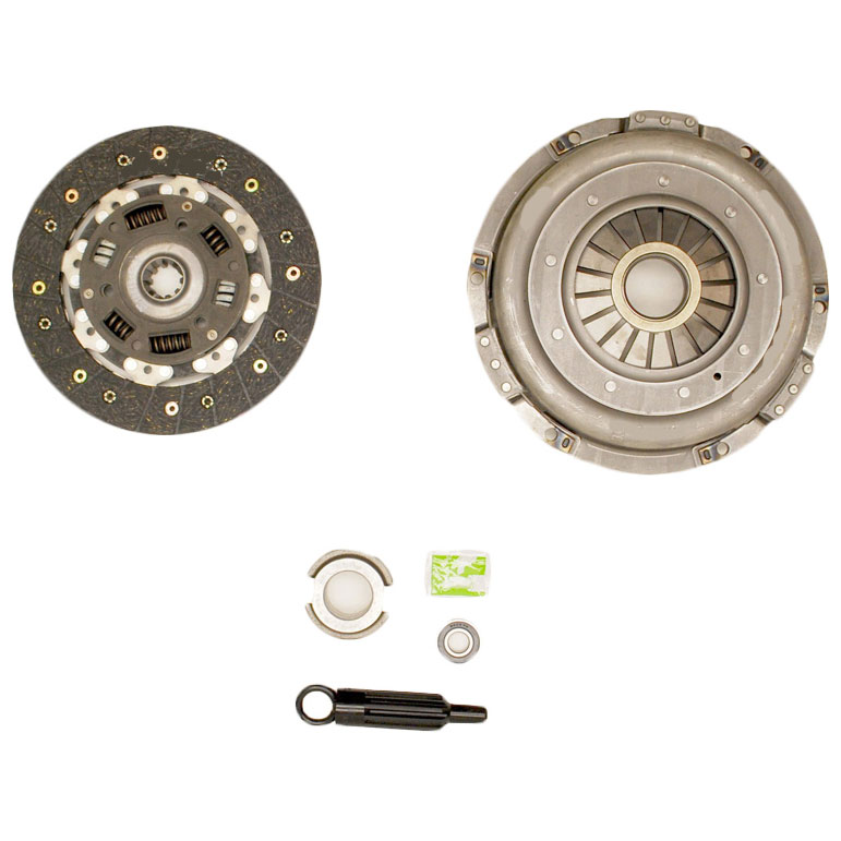 Mercedes_Benz 250SEC                         Clutch Kit