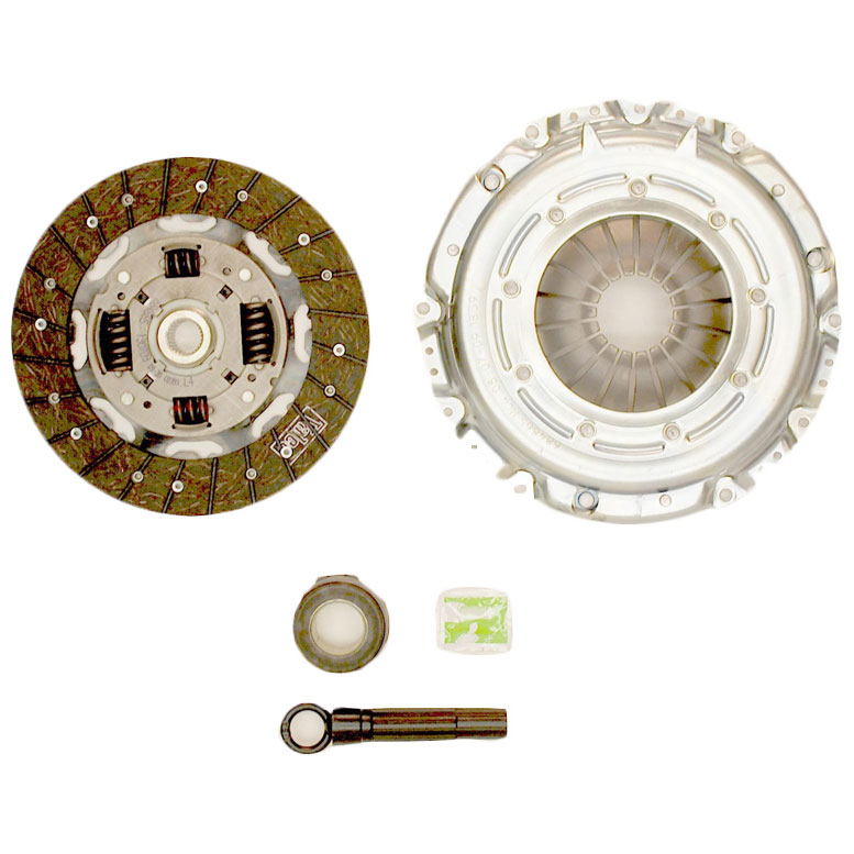 Volkswagen Corrado                        Clutch KitClutch Kit