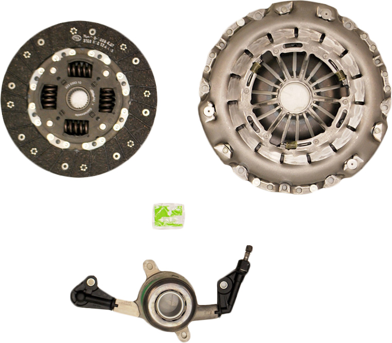 Mercedes_Benz C240                           Clutch KitClutch Kit