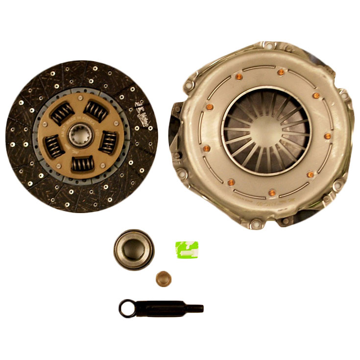 Chevrolet Malibu                         Clutch Kit
