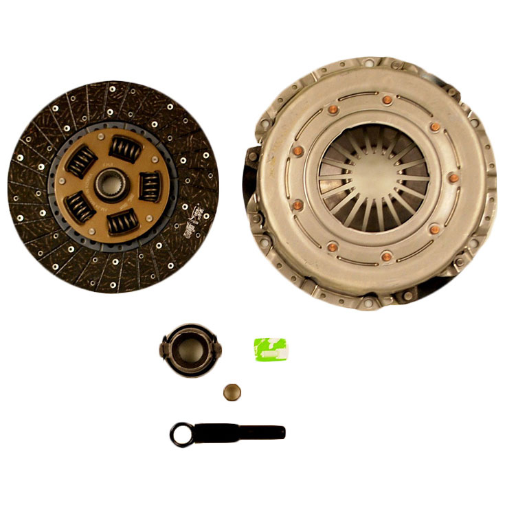 Chrysler 300M                           Clutch Kit