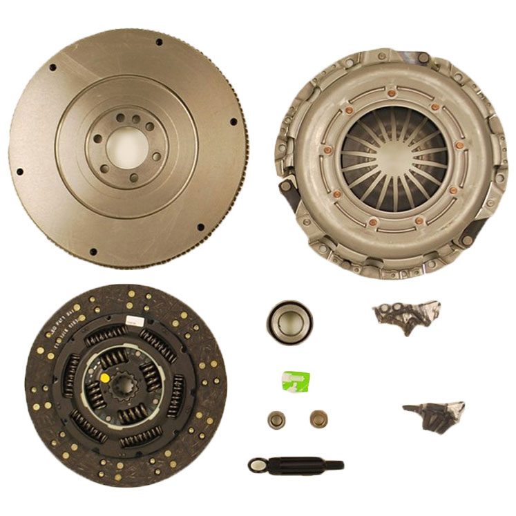 Chevrolet Blazer Full-Size               Dual Mass Flywheel Conversion KitDual Mass Flywheel Conversion Kit