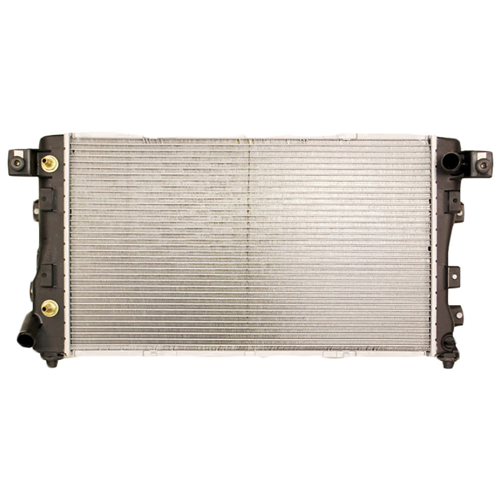 Chrysler New Yorker                     Radiator