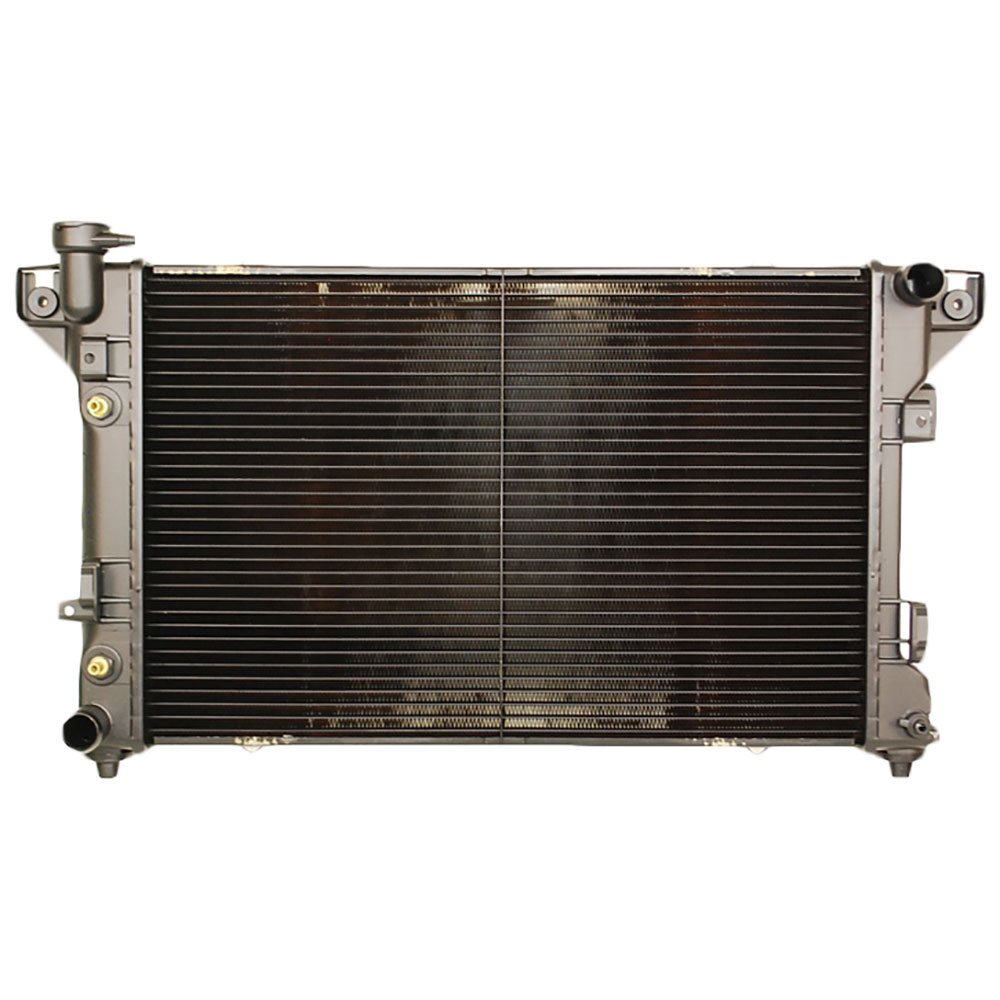 Dodge Spirit                         RadiatorRadiator