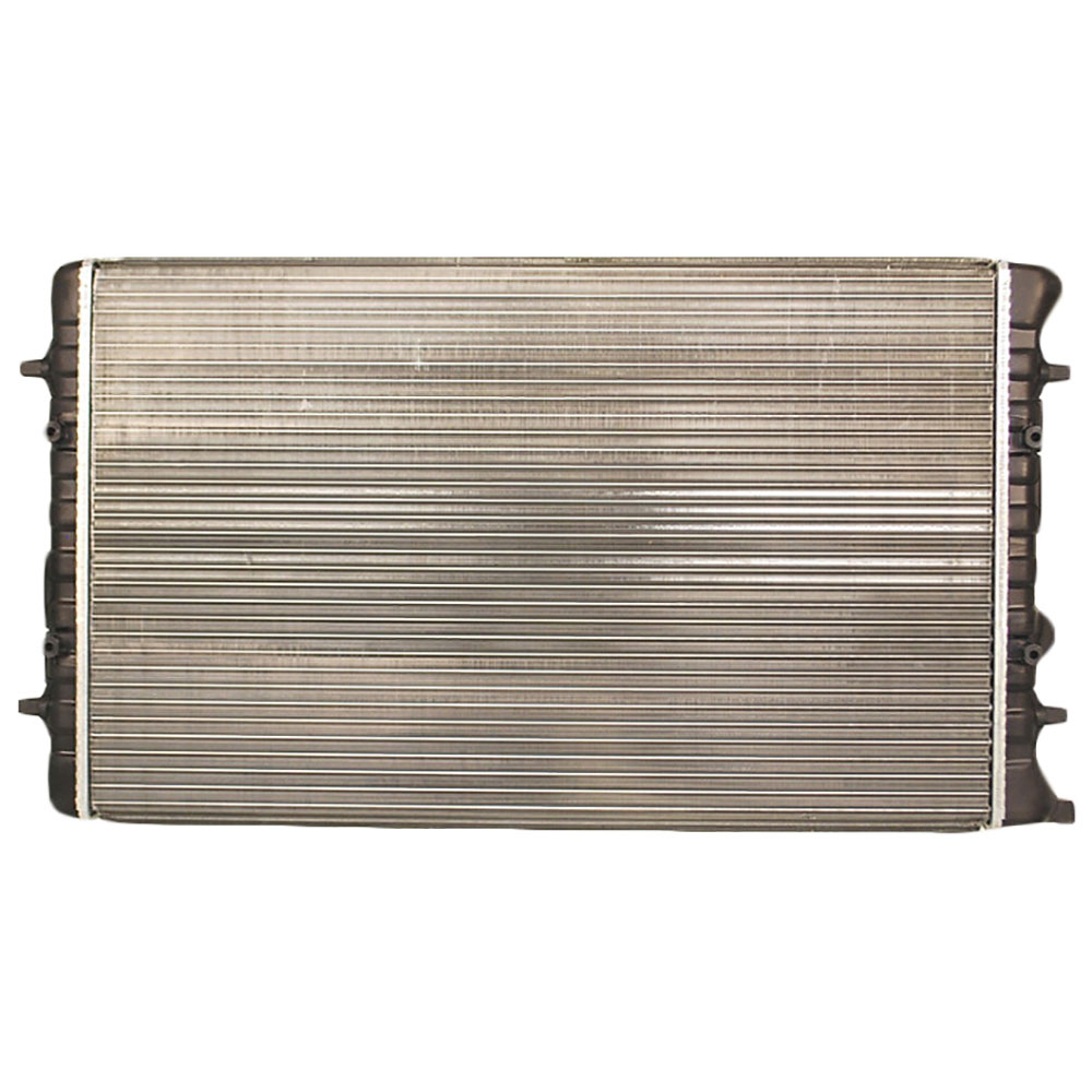 VW Golf                           RadiatorRadiator