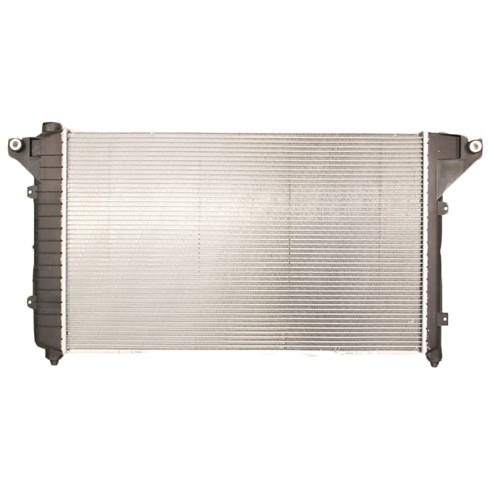 Dodge Ramcharger                     RadiatorRadiator