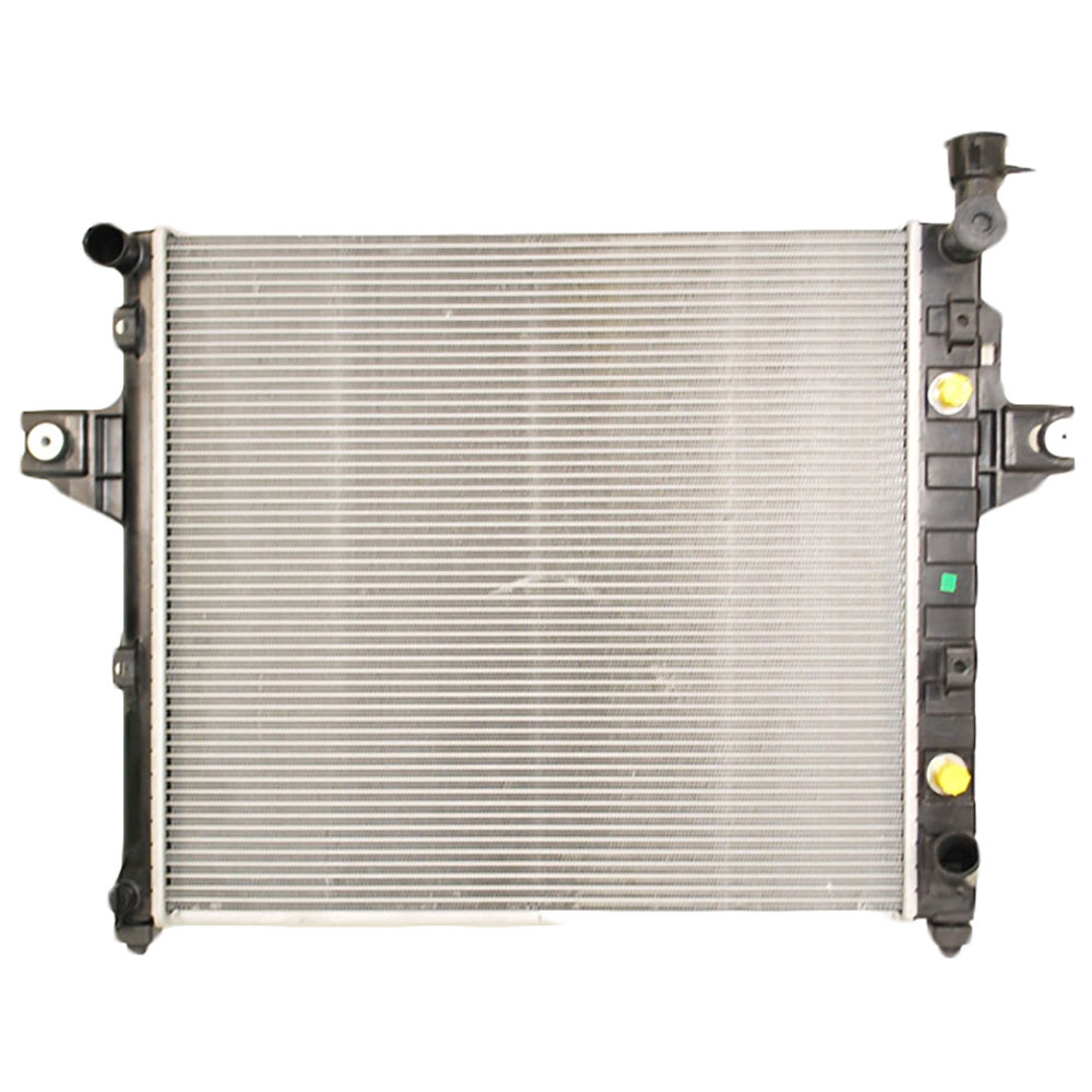 Jeep Grand Cherokee                 RadiatorRadiator