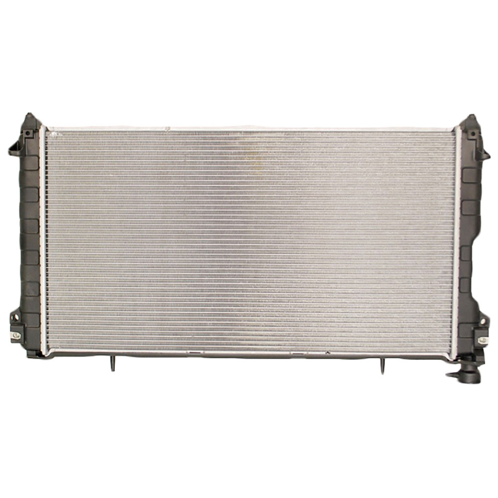 Chrysler Town and Country               RadiatorRadiator
