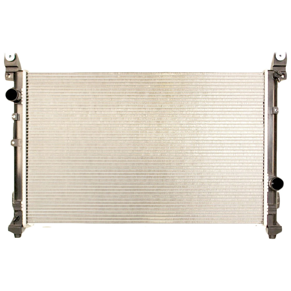 Chrysler Pacifica                       RadiatorRadiator