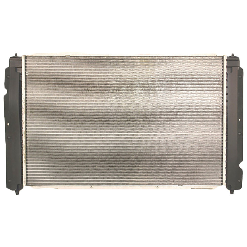 Mazda Tribute                        RadiatorRadiator