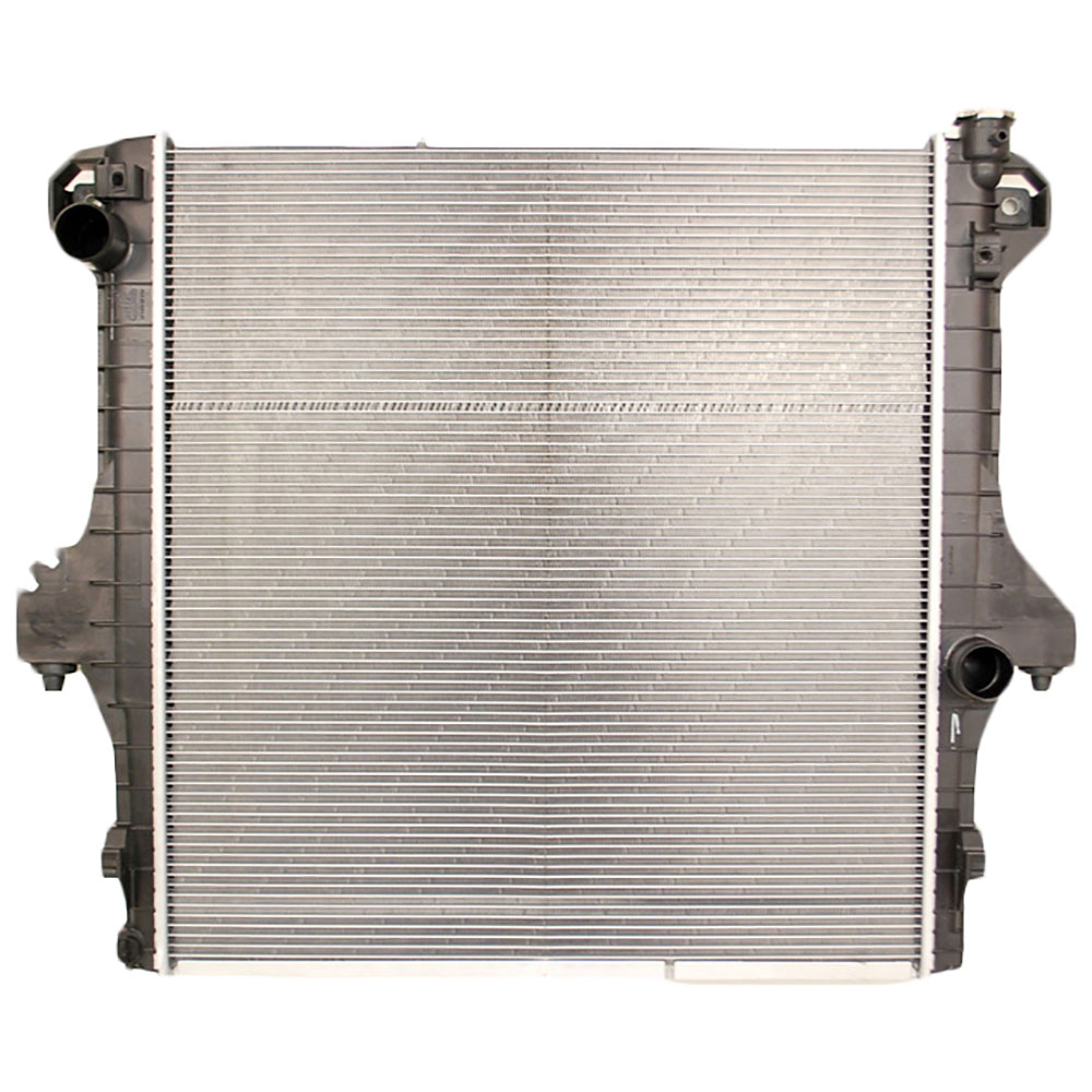 Dodge Radiator Autopartswarehouse: 2004 Dodge Pick-up Truck Radiator Parts From Car Parts