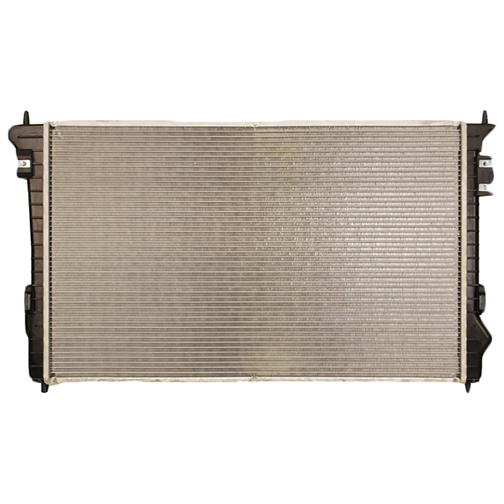 Ford Edge                           RadiatorRadiator