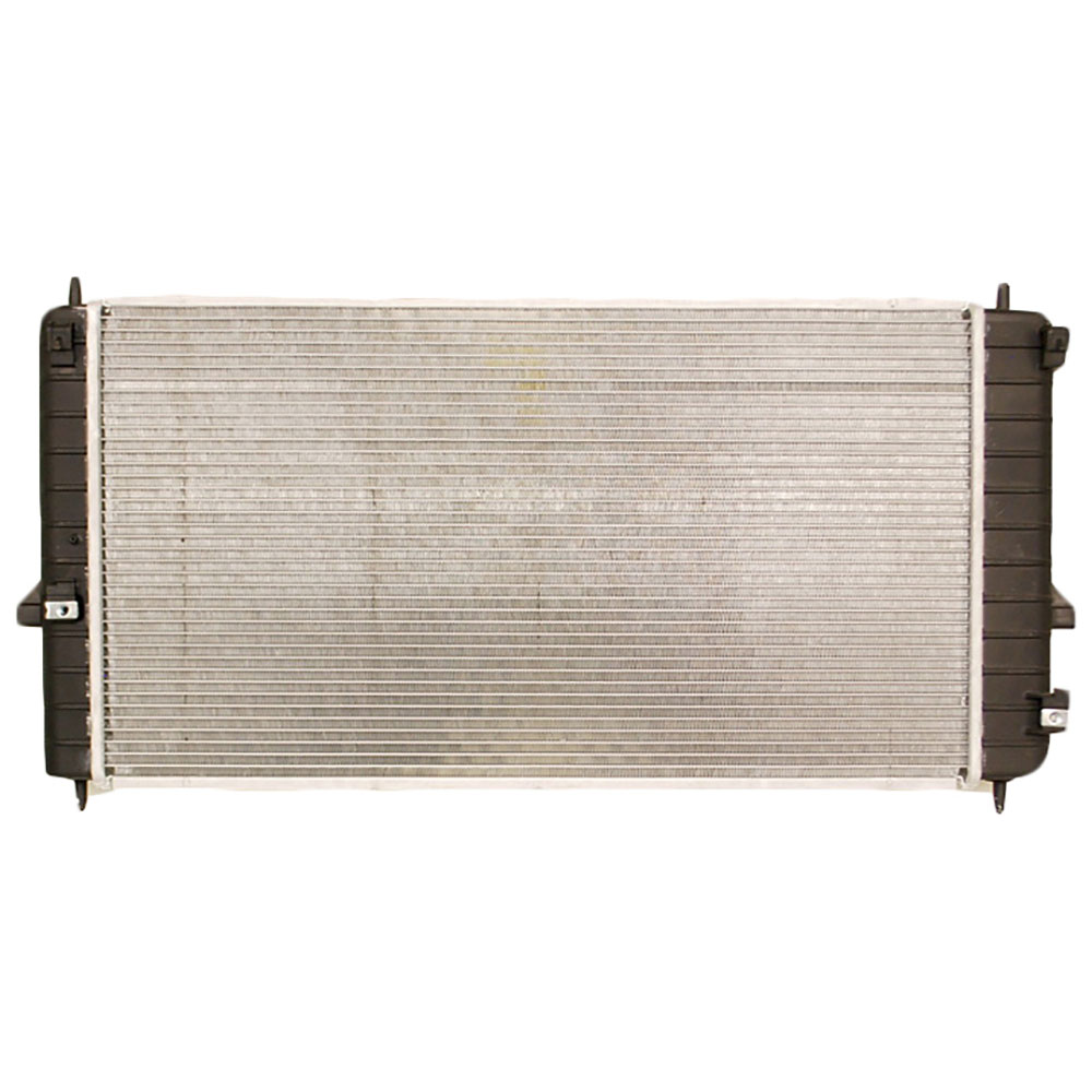 Saturn Ion                            Radiator