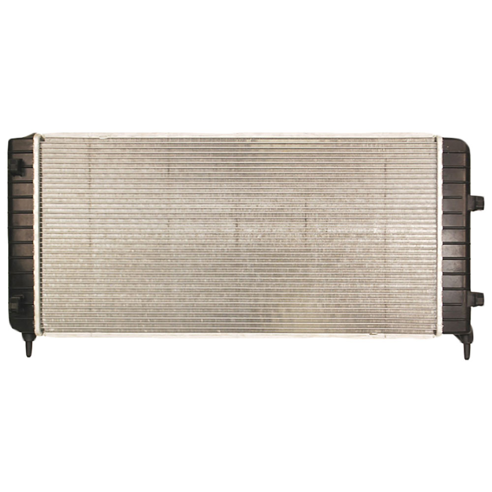 Buick Allure                         Radiator