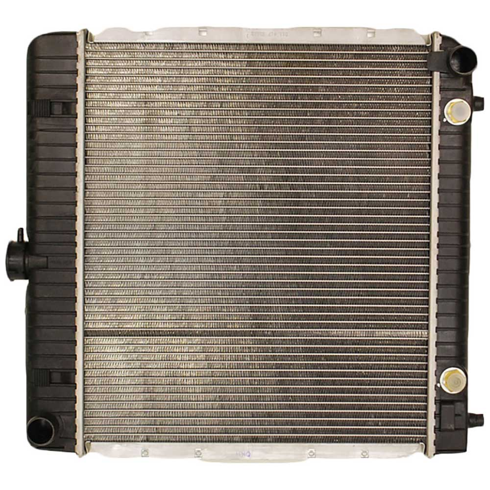 Mercedes_Benz 230                            RadiatorRadiator