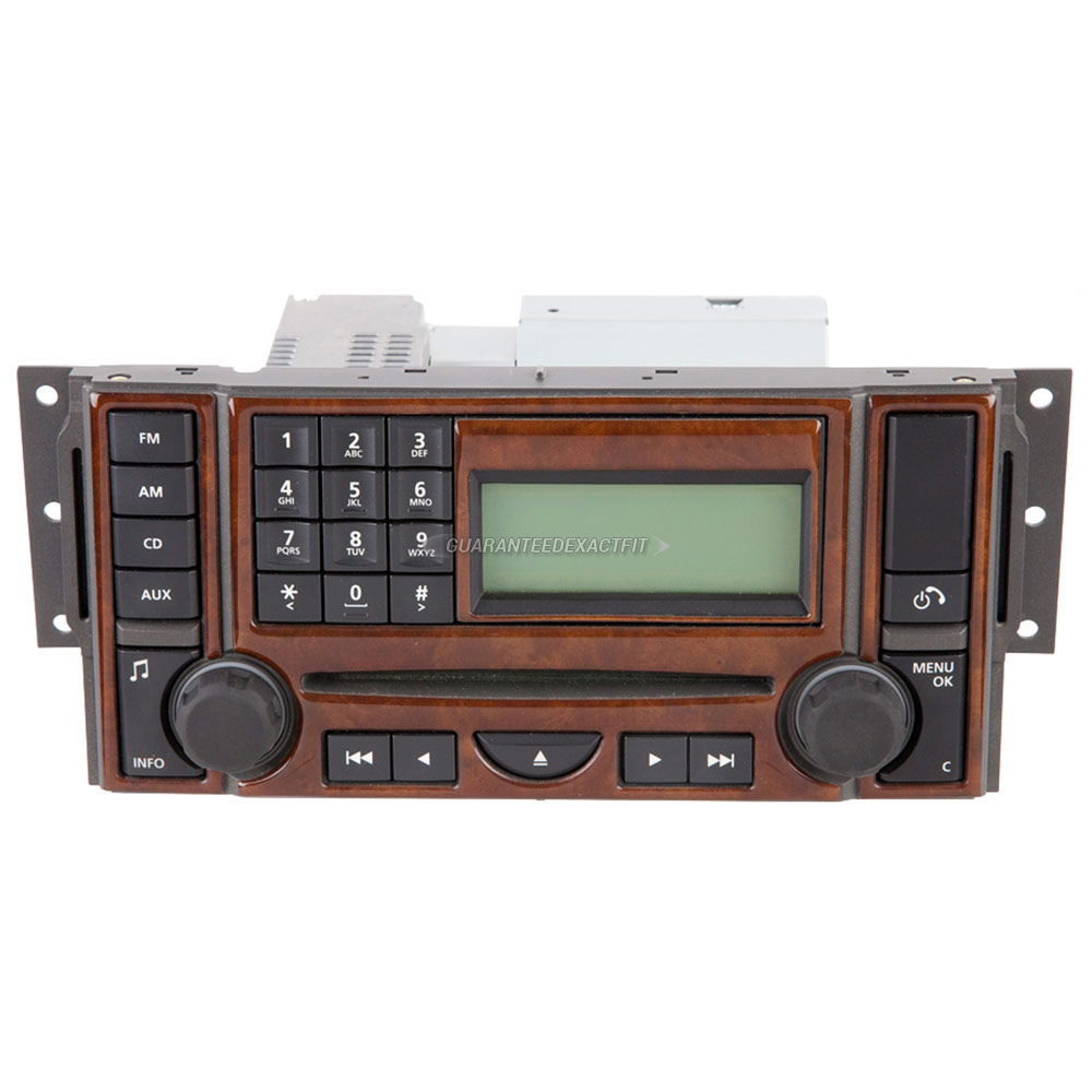Land_Rover Range Rover                    Radio or CD PlayerRadio or CD Player