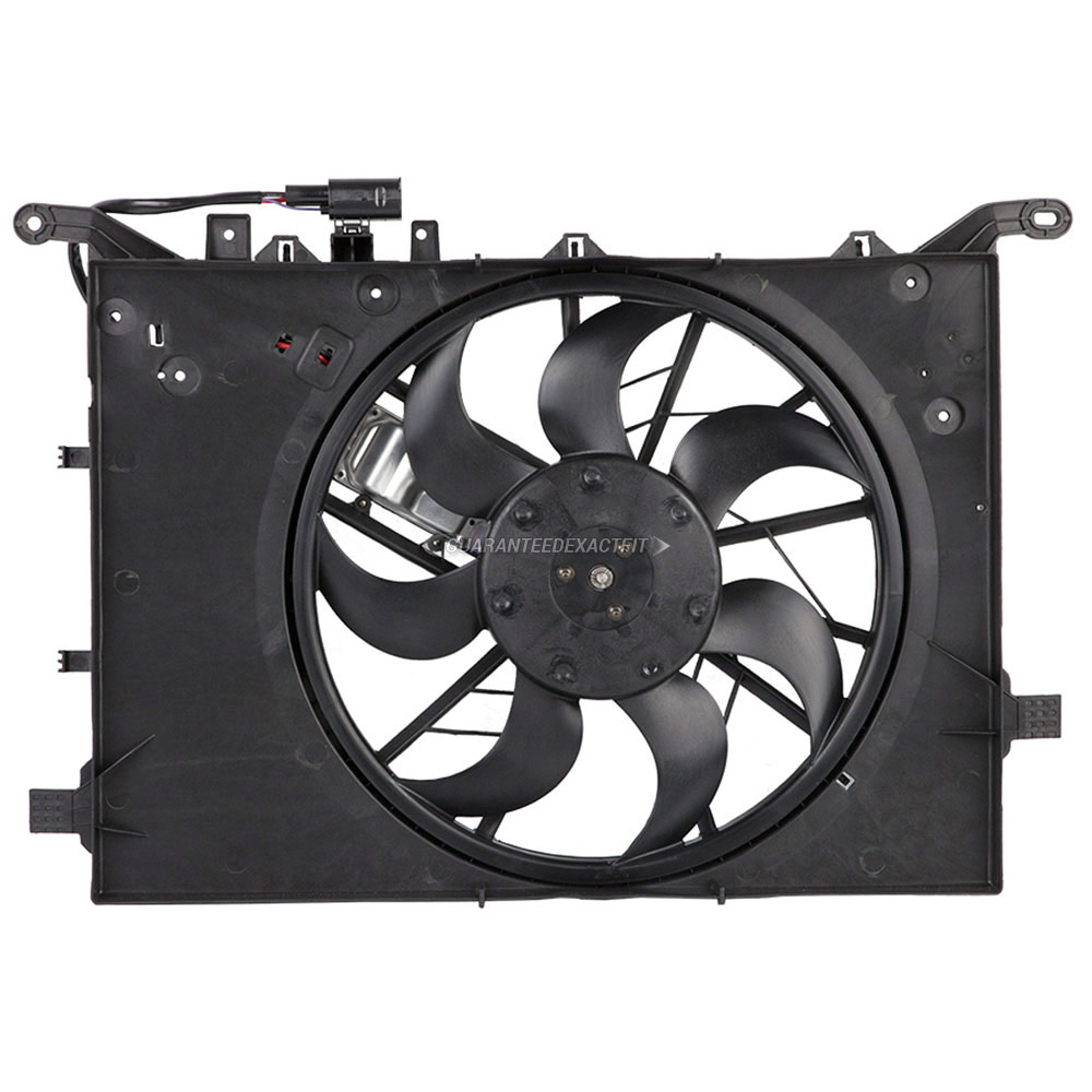 Volvo V70                            Cooling Fan AssemblyCooling Fan Assembly