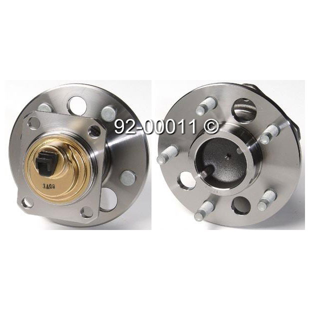 Chevrolet Lumina                         Wheel Hub AssemblyWheel Hub Assembly