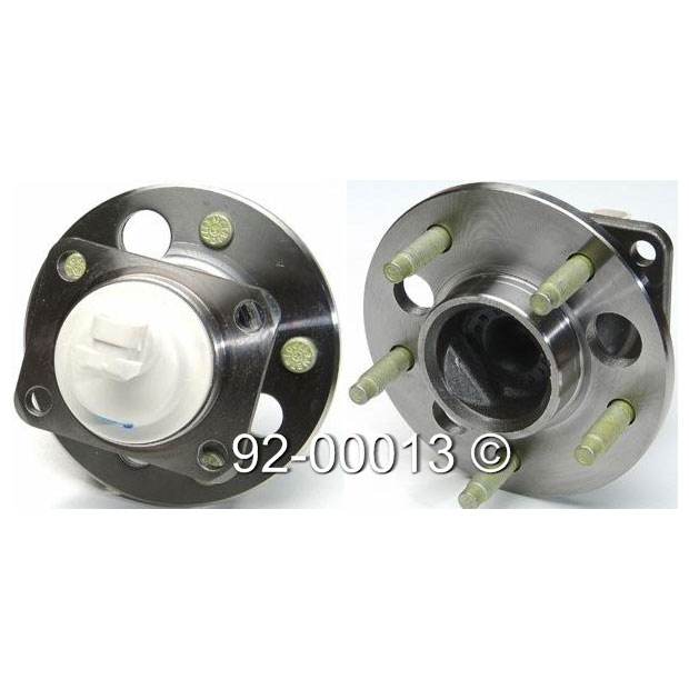 Saturn Relay                          Wheel Hub AssemblyWheel Hub Assembly