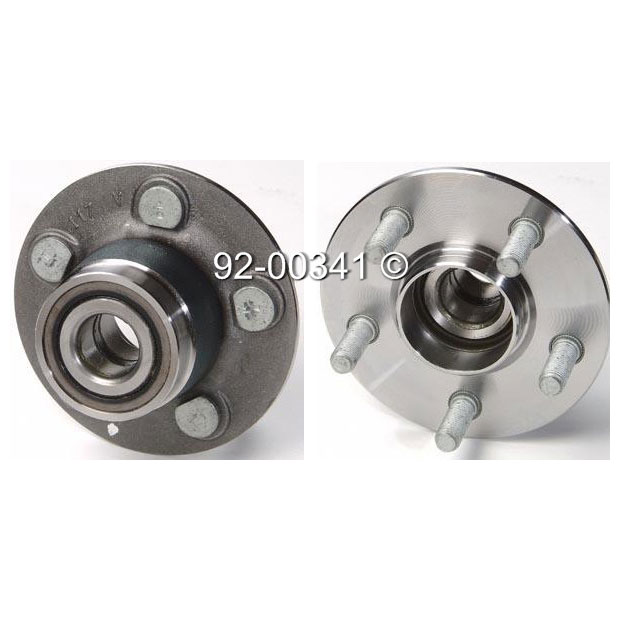 Plymouth Breeze                         Wheel Hub AssemblyWheel Hub Assembly