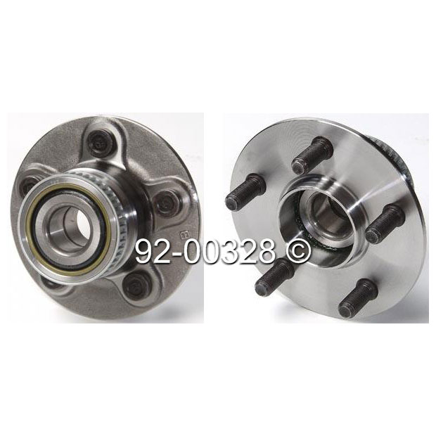Dodge Neon                           Wheel Hub AssemblyWheel Hub Assembly