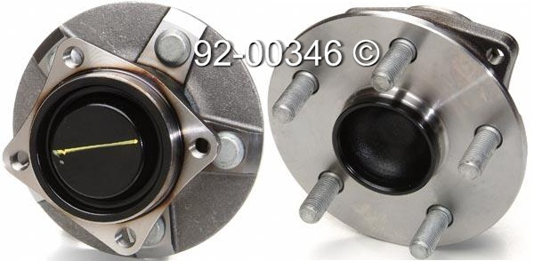 Toyota Matrix                         Wheel Hub AssemblyWheel Hub Assembly