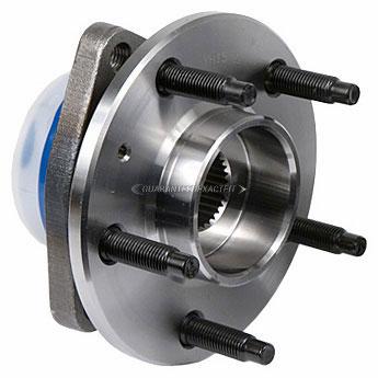 Cadillac STS                            Wheel Hub AssemblyWheel Hub Assembly