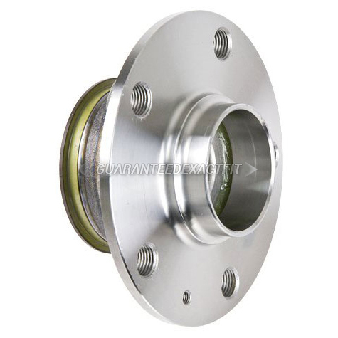 Volkswagen Rabbit                         Wheel Hub AssemblyWheel Hub Assembly