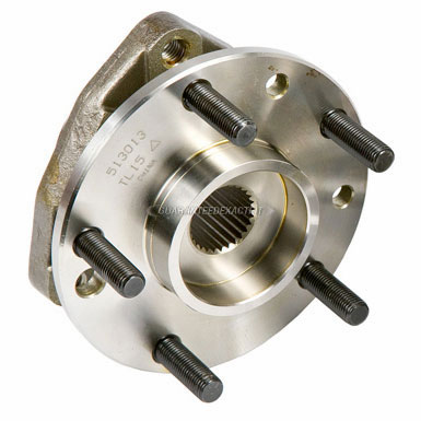 GMC S15 Jimmy                      Wheel Hub AssemblyWheel Hub Assembly