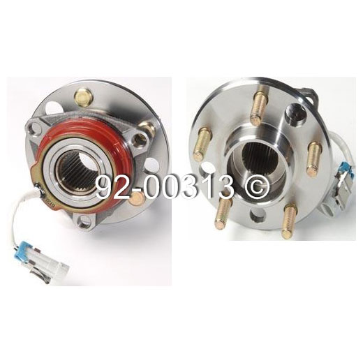 Cadillac Fleetwood                      Wheel Hub AssemblyWheel Hub Assembly