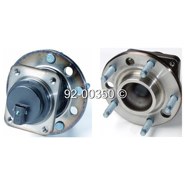 Chevrolet Camaro                         Wheel Hub AssemblyWheel Hub Assembly