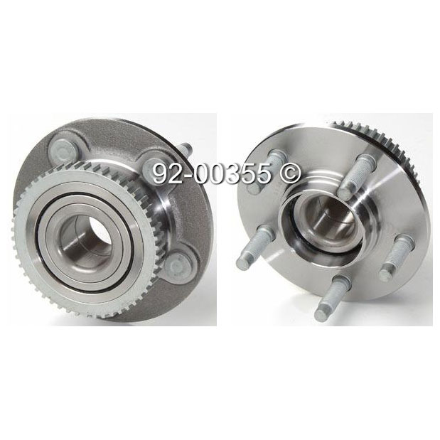 Lincoln Mark Series                    Wheel Hub AssemblyWheel Hub Assembly