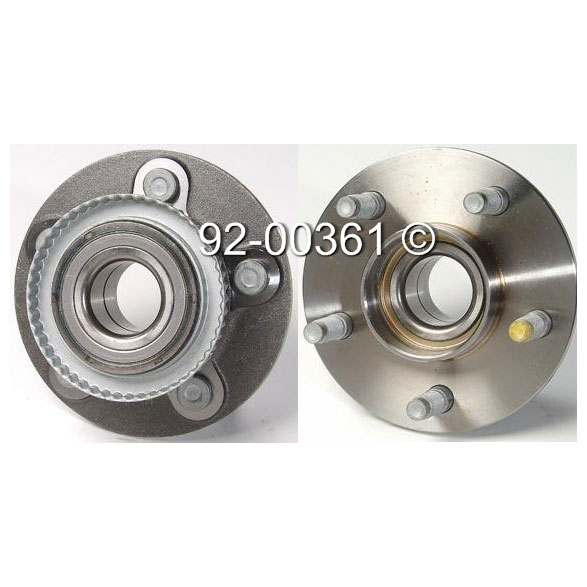 Lincoln Towncar                        Wheel Hub AssemblyWheel Hub Assembly