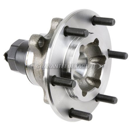 Honda Passport                       Wheel Hub AssemblyWheel Hub Assembly