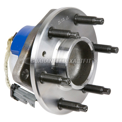 Cadillac SRX                            Wheel Hub AssemblyWheel Hub Assembly
