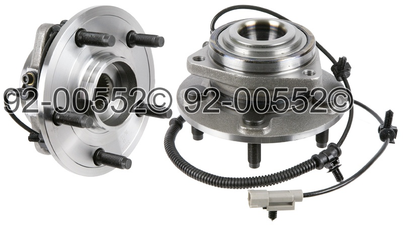 Jeep Commander                      Wheel Hub AssemblyWheel Hub Assembly