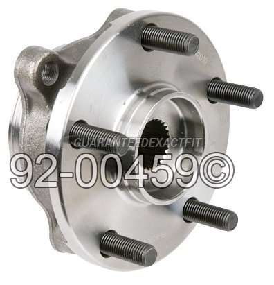 Scion xB                             Wheel Hub AssemblyWheel Hub Assembly