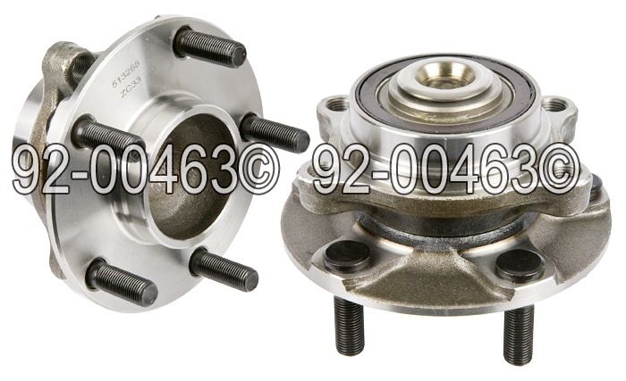 Nissan 350Z                           Wheel Hub AssemblyWheel Hub Assembly