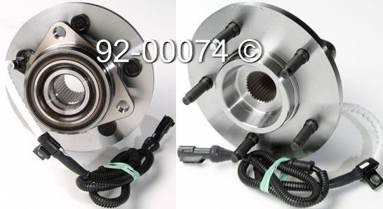Lincoln Navigator                      Wheel Hub AssemblyWheel Hub Assembly
