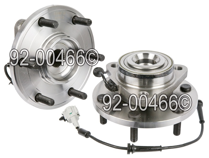 Nissan Pathfinder Wheel Hub Assembly