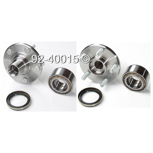 Toyota Camry                          Wheel Hub Repair KitWheel Hub Repair Kit