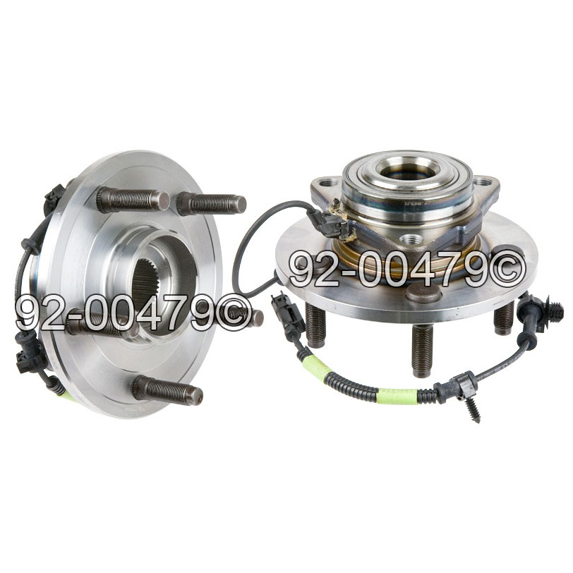 Dodge Pick-up Truck                  Wheel Hub AssemblyWheel Hub Assembly