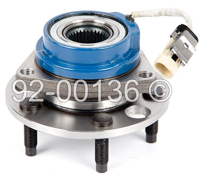 2003 Buick Century Wheel Bearing: Buick Wheel Hub Bearing