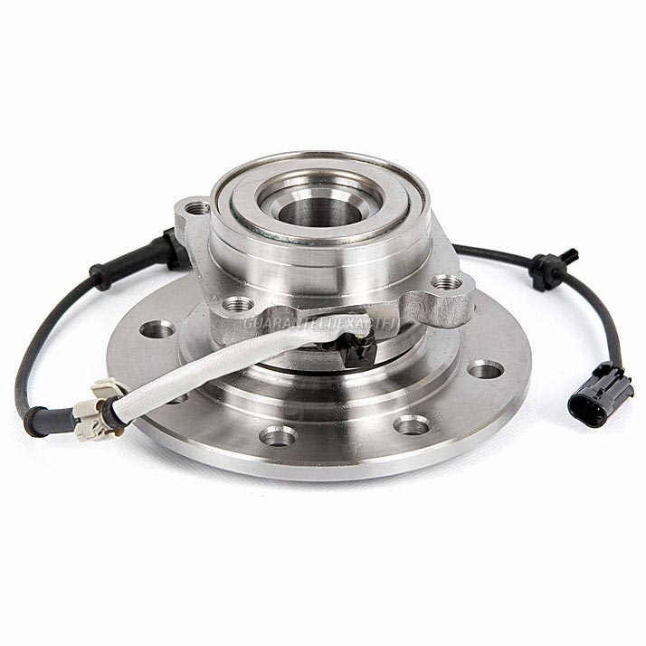 GMC Suburban                       Wheel Hub AssemblyWheel Hub Assembly