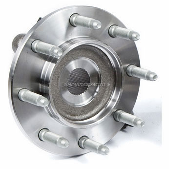 Chevrolet Avalanche                      Wheel Hub AssemblyWheel Hub Assembly
