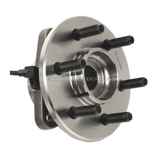 Dodge Dakota                         Wheel Hub AssemblyWheel Hub Assembly