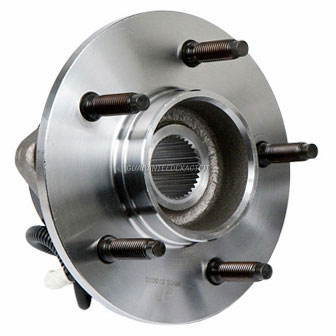 Ford F Series Trucks                Wheel Hub AssemblyWheel Hub Assembly